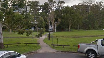 A man's body has been found in a Brisbane park.