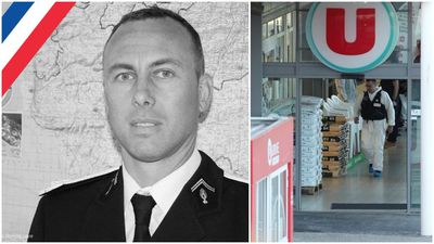 Brother pays tribute to 'hero' cop who died in hospital after deadly French siege