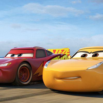 15. Cars 3