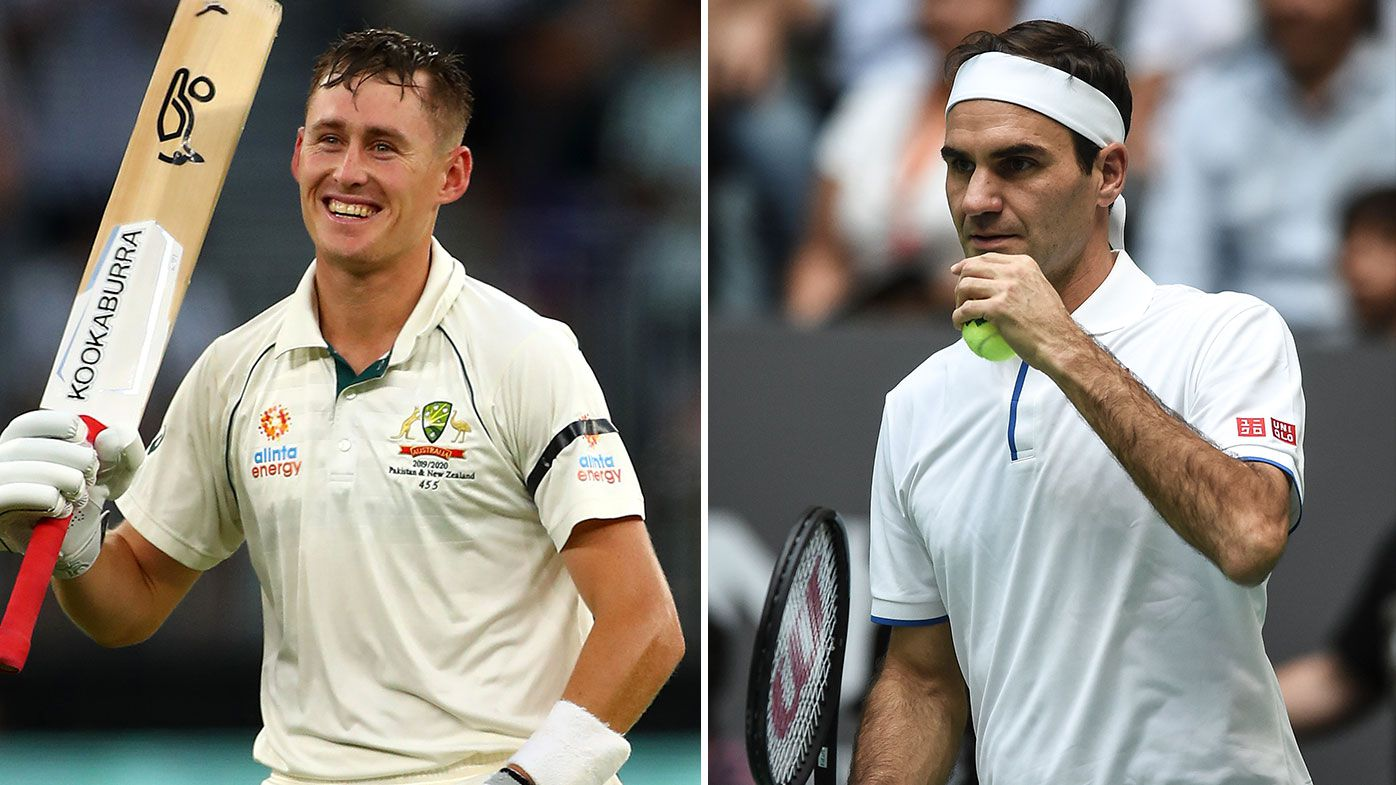 Kerry O'Keefe reveals the Federer-like physical trait that has lead to Marnus Labuschagne's dominance