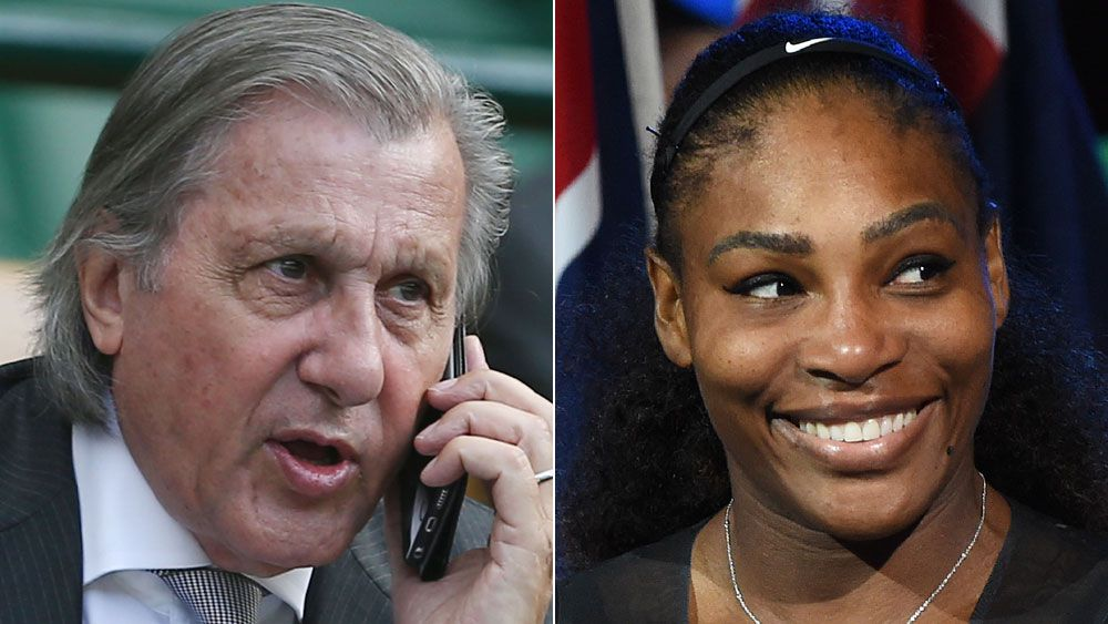 Serena Williams hits back at Romanian Fed Cup captain Ilie Nastase over racism