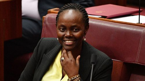 Liberal Senator Lucy Gichuhi threatened to used parliamentary privilege to name those who bullied her.