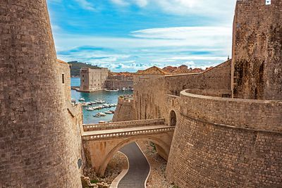 <strong>3.<em> Game of Thrones</em> -Dubrovnik, Croatia</strong>