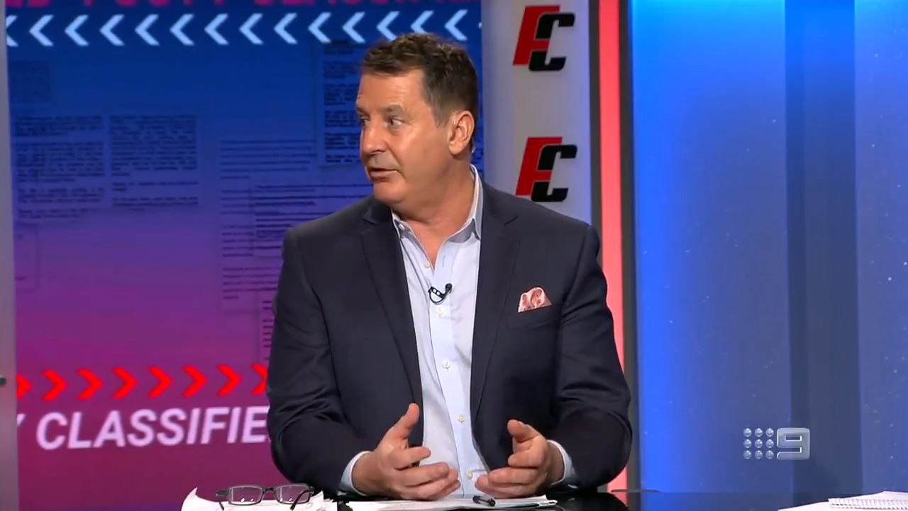 AFL great David King tees off at Carlton over 'propaganda' as decision on David Teague delayed