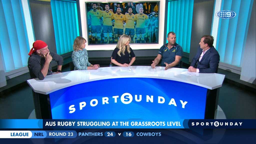 Cheika opens up about Force axing