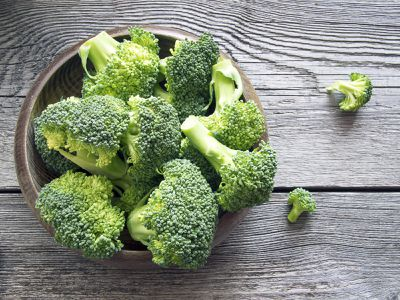 <strong>#16 Broccoli (2.8g of protein per 100g)</strong>