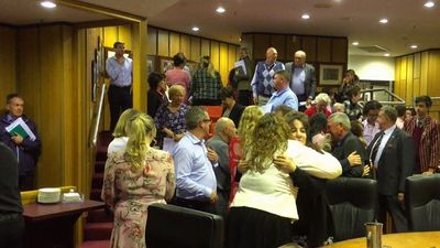 'Denied natural justice': Ipswich councillors hold emotional final meeting