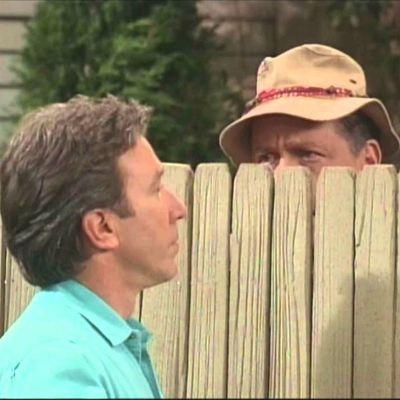 Earl Hindman as Wilson: Then