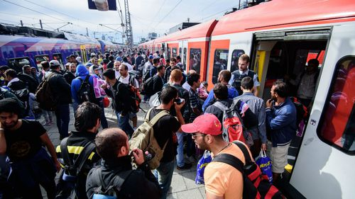 Germany reinstates border controls over refugee surge