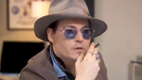 Watch: Ricky Gervais vs Johnny Depp