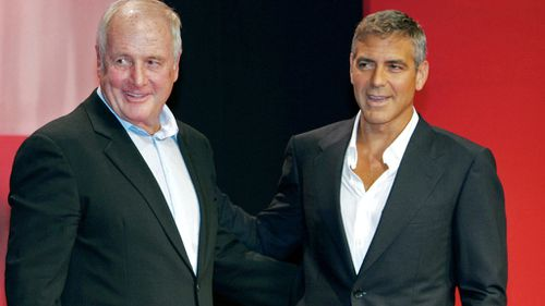'Today our friend died': George Clooney mourns death of Hollywood producer Jerry Weintraub
