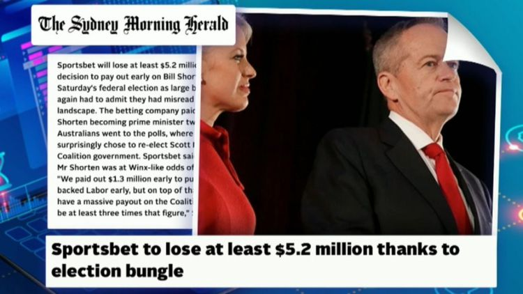 Bet on australian election ufc betting odds 14624