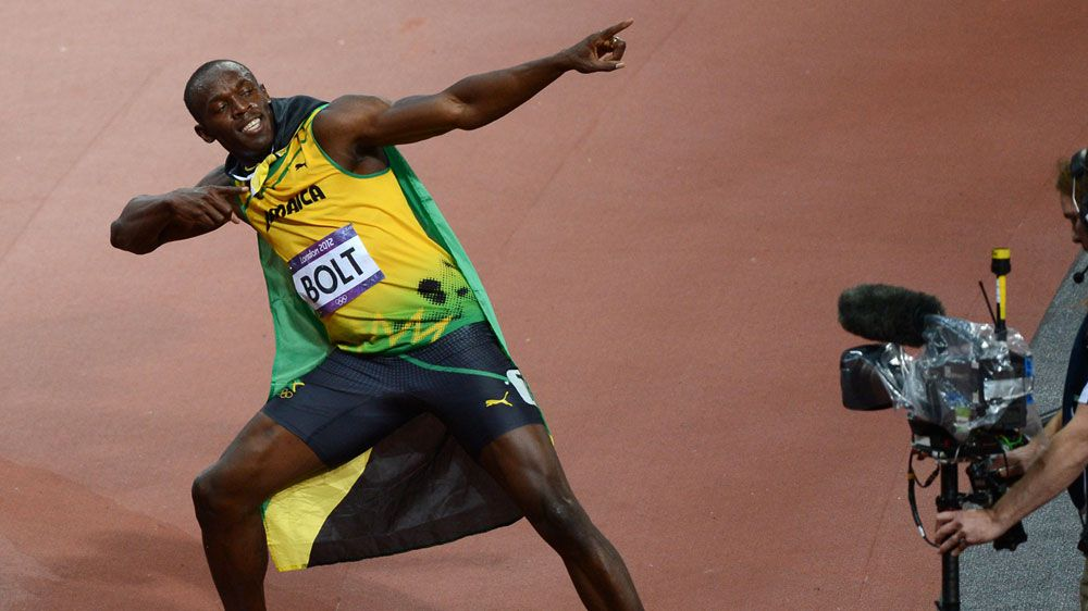 Usain Bolt. (AFP)