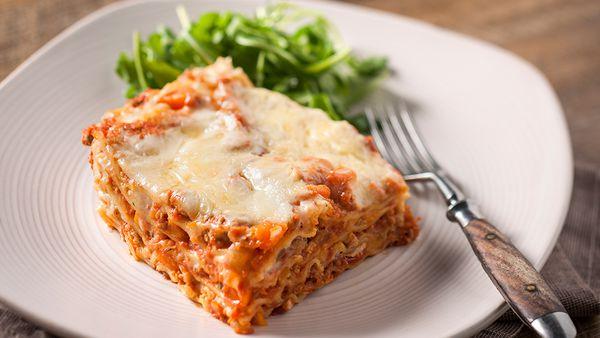 Ultimate lasagna recipe by San Remo