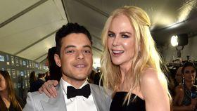 Nicole Kidman addresses awkward Golden Globes moment she snubbed Rami Malek