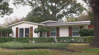 One of a kind Trista Mark renovation Front after