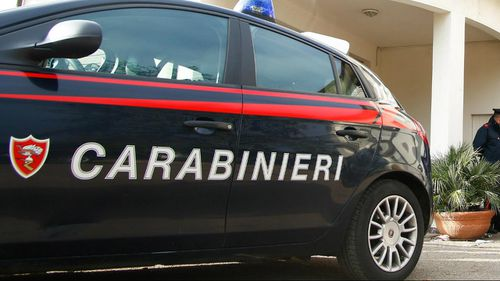 Italian authorities are investigating the shooting death of a paedophile ex-priest.