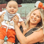 'It took everything not to cry': Mum of adopted baby shamed about losing baby weight