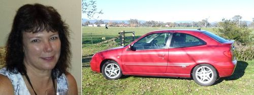 Police released a photo of Ms Chetcuti's car as part of their search. (Supplied)