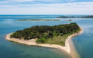 This island in Cape Cod is open to the public for the first time in 300 years