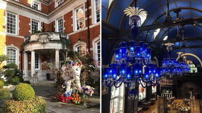 The La Lit boutique hotel in London.