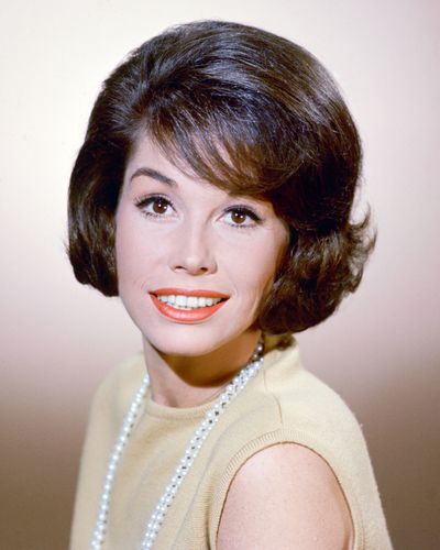 <p>Some of the most iconic and most sought-out hairstyles of all time belong to the fictional characters that have dominated our TV screens for over fifty years. </p> <p>Like the late, great Mary Tyler Moore who started her ascent to television stardom as the idiot box's perkiest wife, Laura Petrie on <em>The Dick Van Dyke show</em>. Not a hair was ever out of place, providing the image of Stepford Wife perfection. Here Mary works the set and forget look in 1960 before she loosened up a little on the iconic <em>Mary Tyler Moore Show</em>.</p> <p>Click through to see all greatest TV hairstyles of all time.</p>