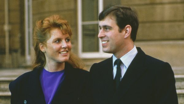 Prince Andrew's birthday was special for Fergie