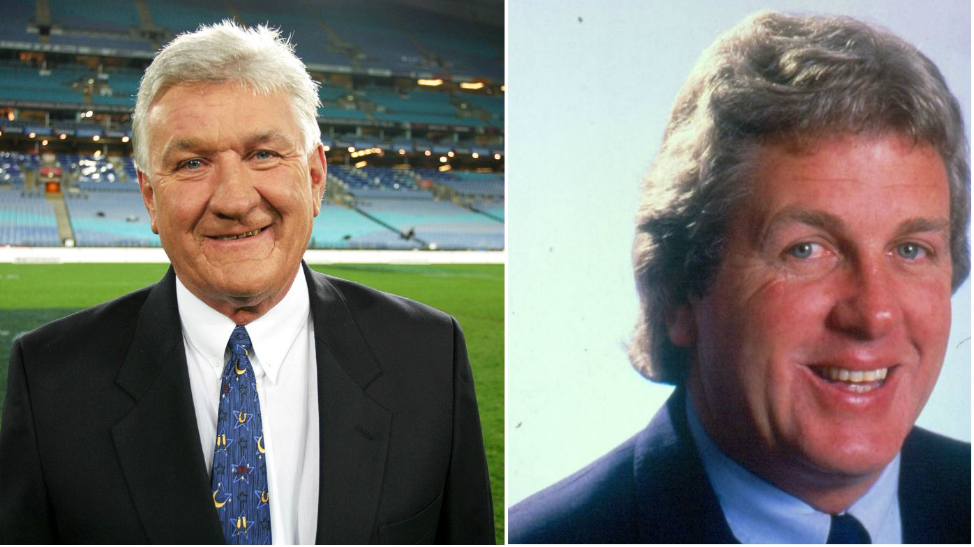 Ray Warren leads tributes to veteran commentator Darrell Eastlake