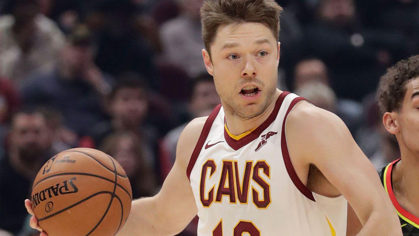 Cleveland Cavaliers' Matthew Dellavedova