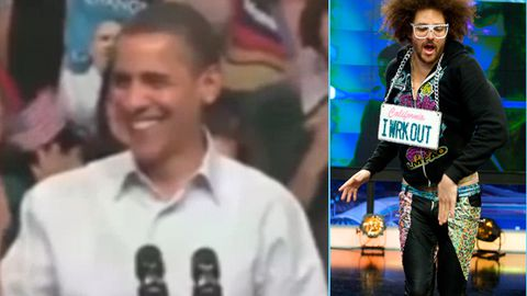 Watch: Barack Obama sings LMFAO's 'Sexy and I know It'