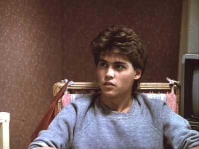 Johnny Depp has come a long way since his movie debut as an eviscerated teen in 1984's <em>A Nightmare on Elm Street.</em>