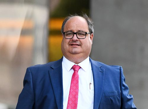 Mr Mensink pictured in 2016. (AAP)