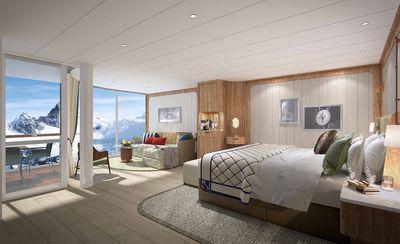 Seabourn Venture: Panorama Veranda Suite