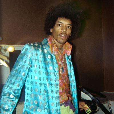 Jimi Hendrix (1942 - 1970)