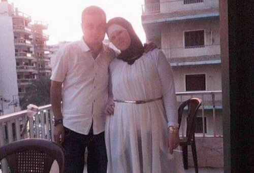 Mohamed Naddaf, left, fed his wife water for five days after claiming to find her with life threatening injuries.  Picture: Supplied