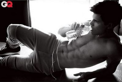 <i><b>GQ Magazine</b></i><p></p><br/>Is it wrong to be impressed by a 17-year-old's abs (if you're not 17 yourself!)?