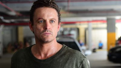 David Lyons plays Lloyd