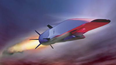 US to build $1b hypersonic missile as it falls behind in arms race
