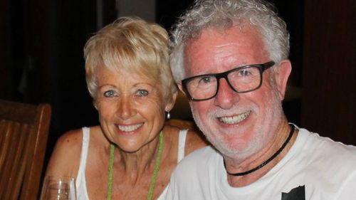 Graham Jones, 70, from Mornington, Victoria, told nine.com.au he and wife Ella, 67, feared they'd be killed by debris, or by a tsunami triggered by the 7.0 magnitude quake which hit neighbouring island Lombok.