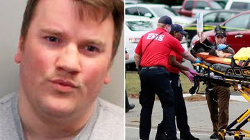 Shooting suspect Scott Paul Beierle.
