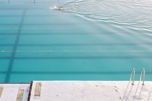 Bondi Icebergs looked a treat this morning. (Airlie Walsh)