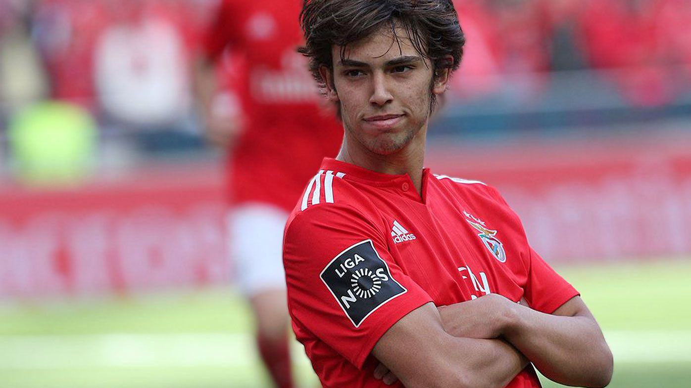 Joao Felix will become the fourth most expensive player in history