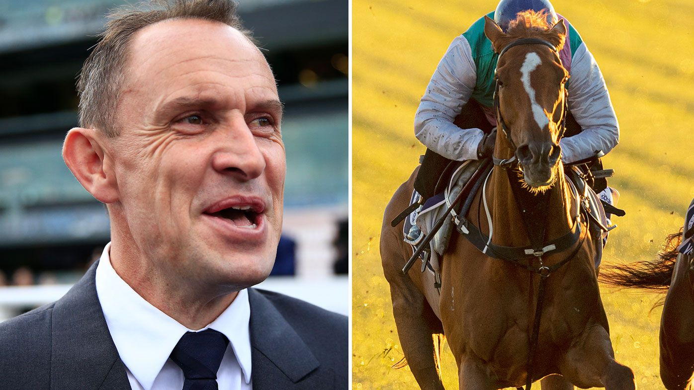 Melbourne Cup win would deliver Chris Waller triple treat