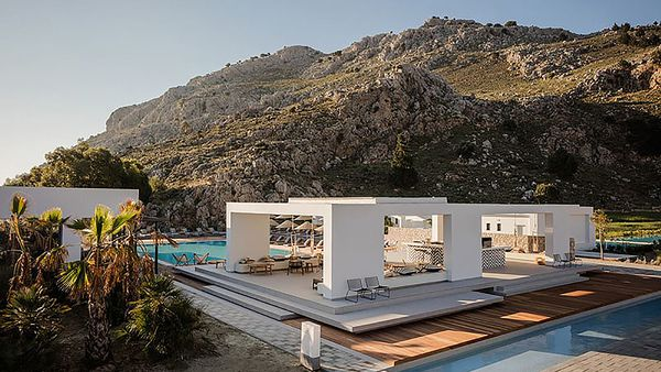 Casa Cook, Rhodes Greece