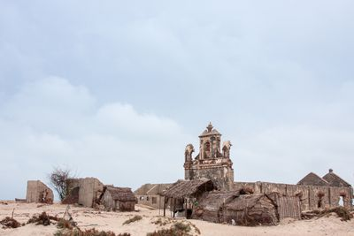 <strong>Dhanushkodi, Pamban Island, India</strong>