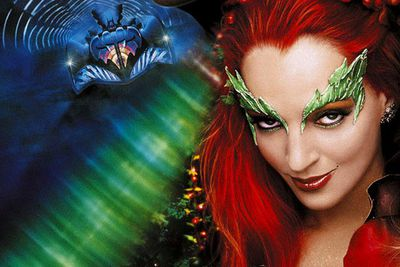 Uma Thurman as Dr Pamela Isley/Poison Ivy in Batman and Robin (1997)