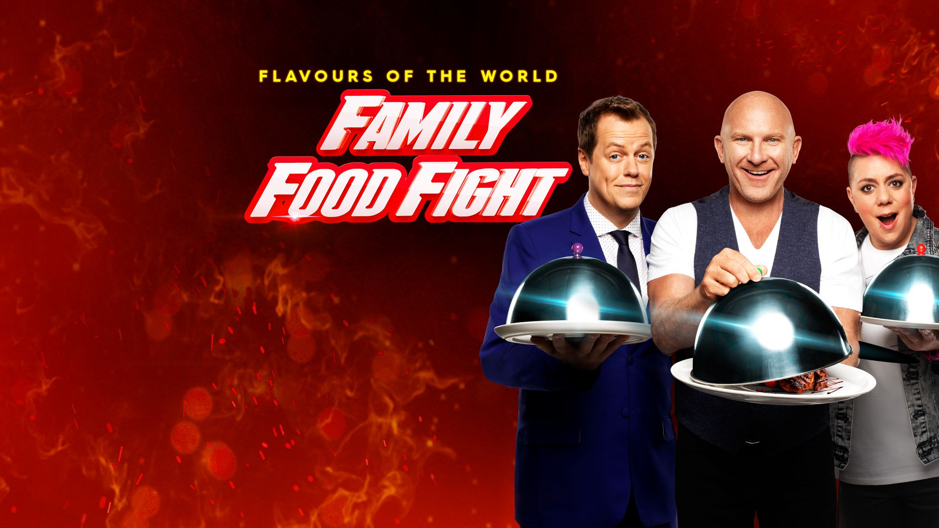 Watch Family Food Fight Season 2 Catch Up Tv