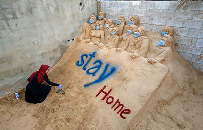 Gaza City, Palestine