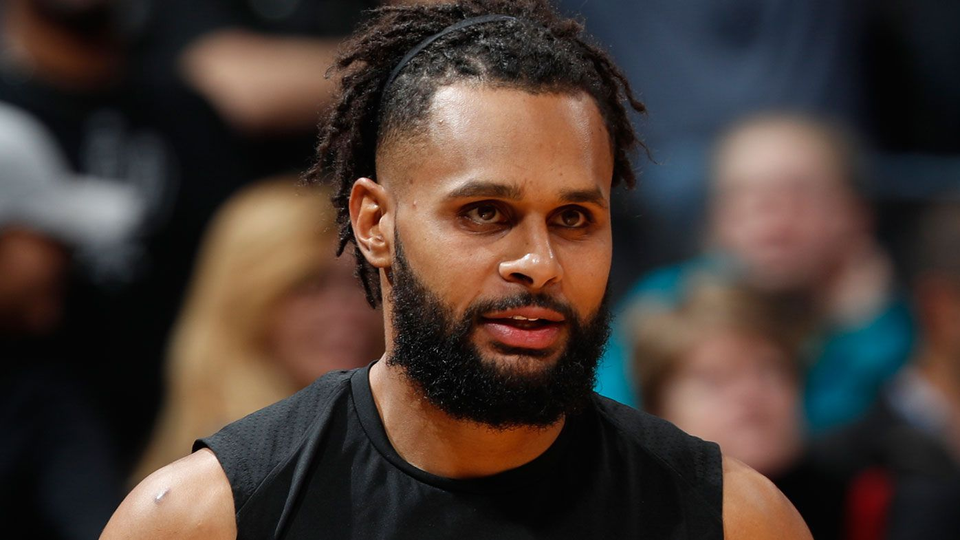 Aussie Patty Mills racially abused during NBA game
