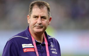 'Please relieve Ross Lyon of his coaching duties': Frustrated Dockers fans launch public petitions